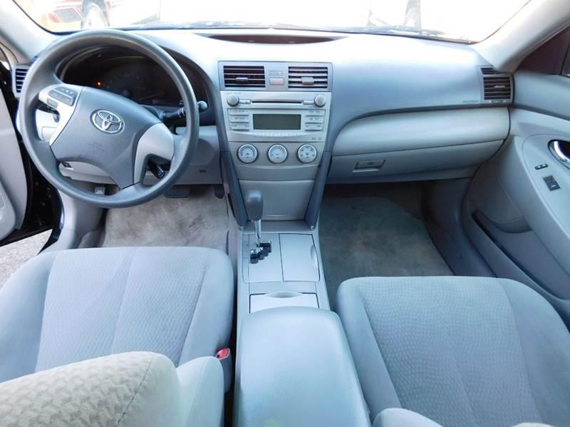 2011 Toyota Camry 4dr Sedan 6A - Houston TX