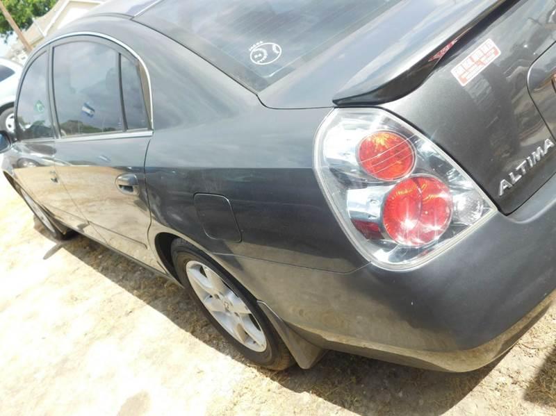 2005 Nissan Altima 2.5 SL 4dr Sedan - Houston TX