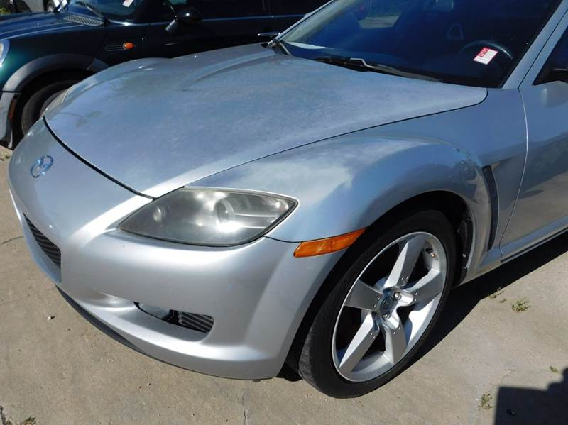 2005 Mazda RX-8 4dr Coupe - Houston TX