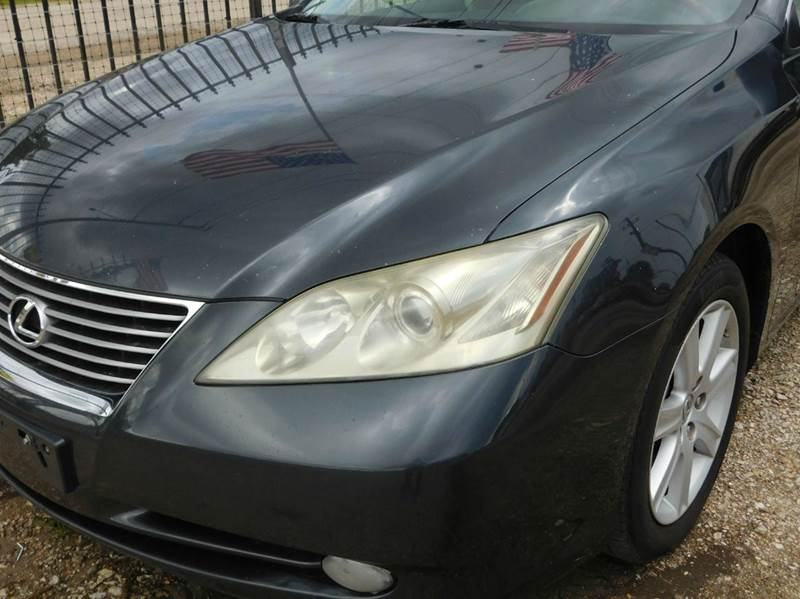 2007 Lexus ES 350 4dr Sedan - Houston TX