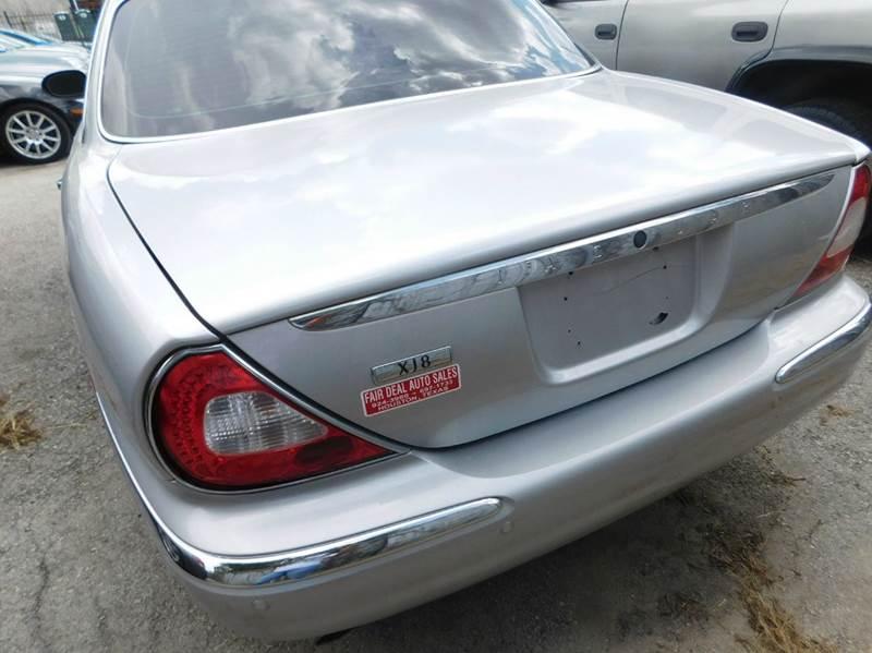 2004 Jaguar XJ-Series XJ8 4dr Sedan - Houston TX