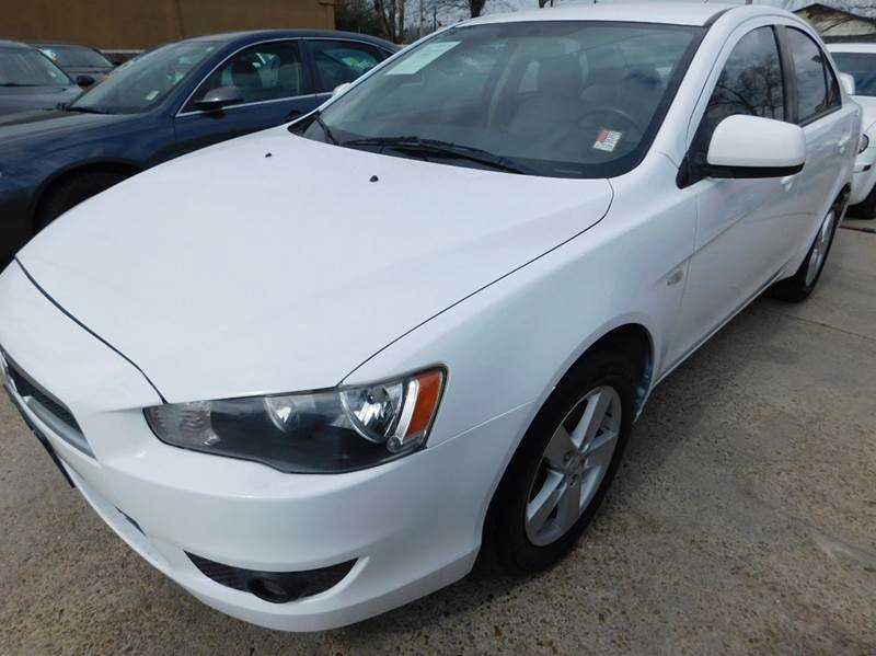 2009 mitsubishi lancer es 4dr sedan cvt in houston tx. Black Bedroom Furniture Sets. Home Design Ideas