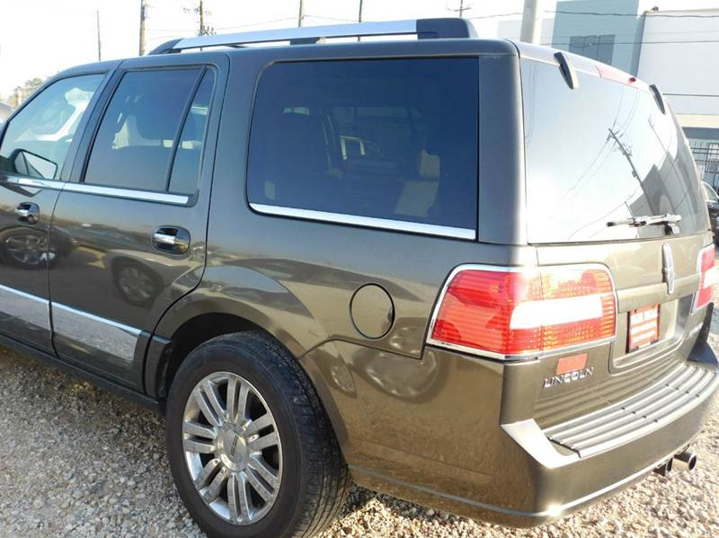 2008 Lincoln Navigator 4dr SUV - Houston TX