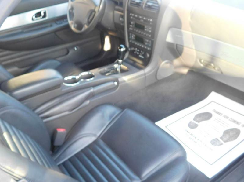 2002 Ford Thunderbird Deluxe 2dr Convertible - Houston TX