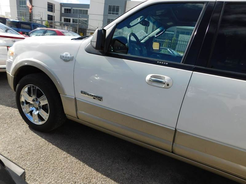 2008 Ford Expedition EL King Ranch 4x2 4dr SUV - Houston TX