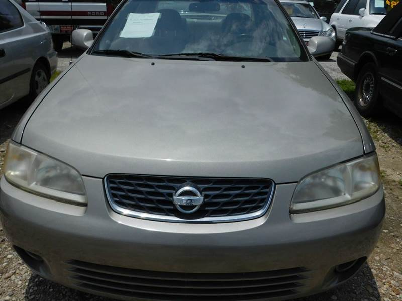 2003 Nissan Sentra SE-R 4dr Sedan - Houston TX