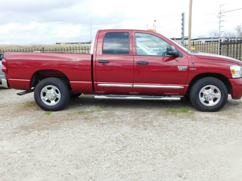2009 Dodge Ram Pickup 2500 4x2 Laramie 4dr Quad Cab 8 ft. LB Pickup - Houston TX