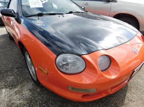1998 Toyota Celica for sale in Houston, TX