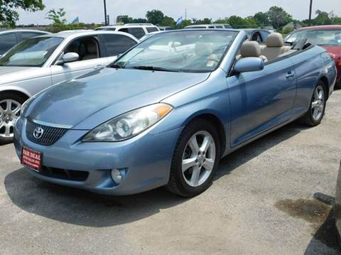 2006 Toyota Camry Solara for sale in Houston, TX