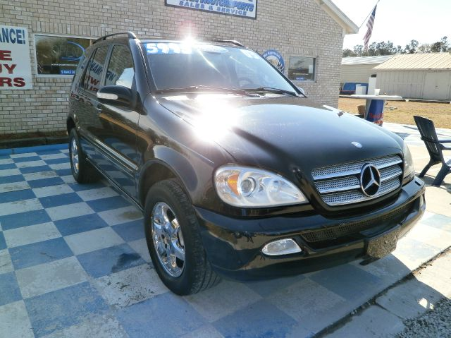 Used 2003 mercedes benz m class ml500 awd 4matic 4dr in for Mercedes benz of wilmington nc