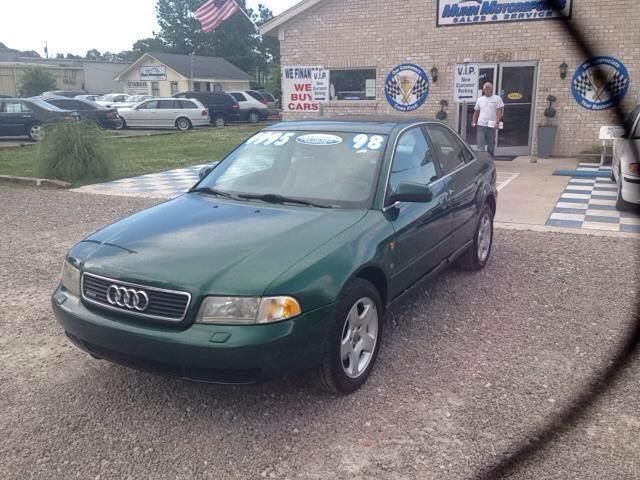 1998 Audi A4