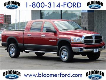 2006 Dodge Ram Pickup 2500 for sale in Bloomer, WI