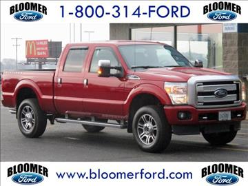 2016 Ford F-350 Super Duty for sale in Bloomer, WI
