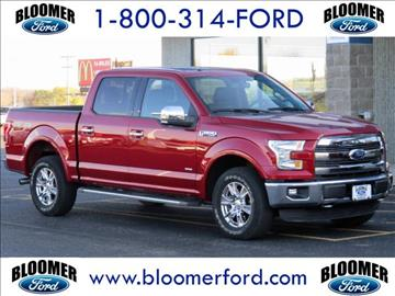 2015 Ford F-150 for sale in Bloomer, WI