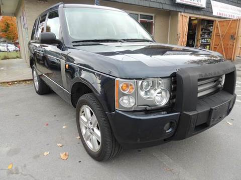 2003 Land Rover Range Rover for sale in Kingston, NY