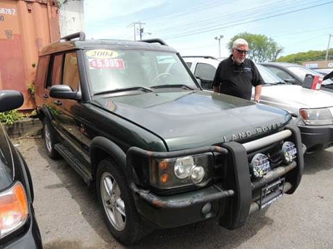 2004 Land Rover Discovery for sale in Kingston, NY