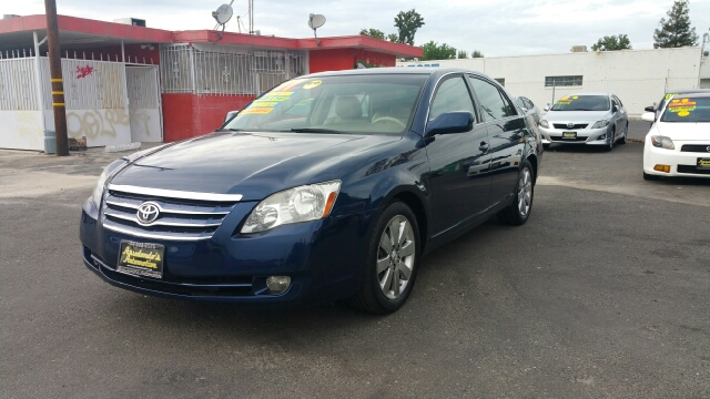 2007 toyota avalon limited 4dr sedan in modesto ca. Black Bedroom Furniture Sets. Home Design Ideas