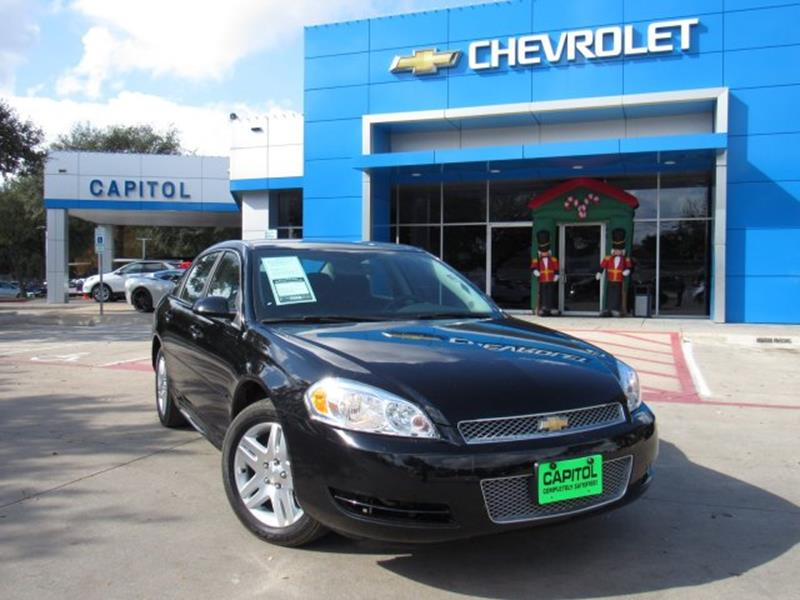 2016 Chevrolet Impala Limited For Sale in Tampa, FL ...
