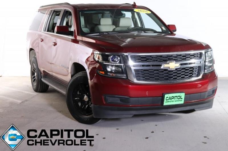 2016 Chevrolet Suburban For Sale In Texas Carsforsale Com