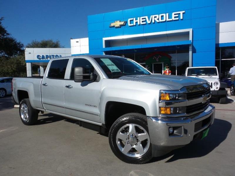 Used Diesel Trucks For Sale in Austin, TX - Carsforsale.com