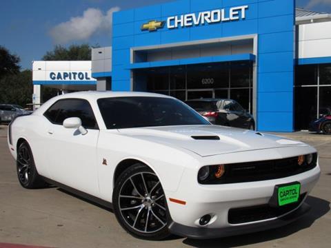 2016 Dodge Challenger for sale in Austin, TX