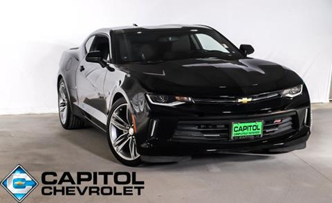 Chevrolet Camaro For Sale In Austin Tx Carsforsale Com