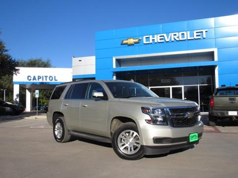 2016 Chevrolet Tahoe for sale in Austin, TX
