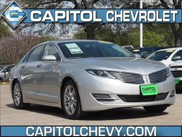 2016 Lincoln MKZ for sale in Austin, TX