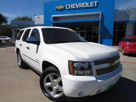 2012 Chevrolet Tahoe for sale in Austin, TX
