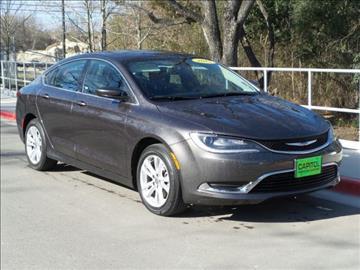 Chrysler For Sale Cedar Park, TX - Carsforsale.com
