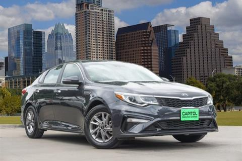 2019 Kia Optima for sale in Austin, TX