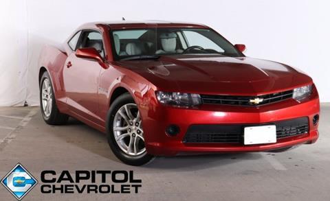 Chevrolet Camaro For Sale In Austin Tx Carsforsale Com