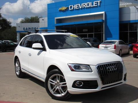 2015 Audi Q5 for sale in Austin, TX