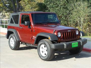 2008 jeep wrangler for sale austin tx. Black Bedroom Furniture Sets. Home Design Ideas