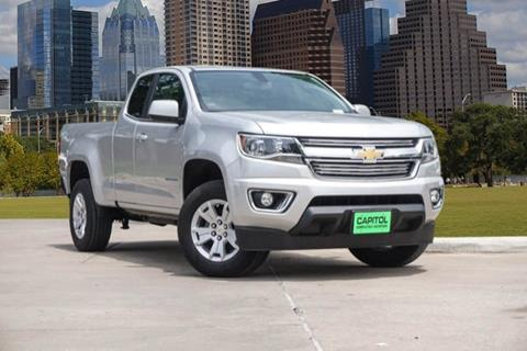 Used Chevy Colorado For Sale >> 2018 Chevrolet Colorado For Sale In Austin Tx