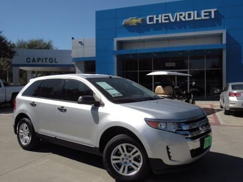 2012 Ford Edge for sale in Austin, TX