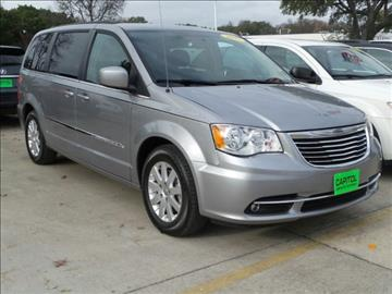 2015 Chrysler Town And Country For Sale Texas