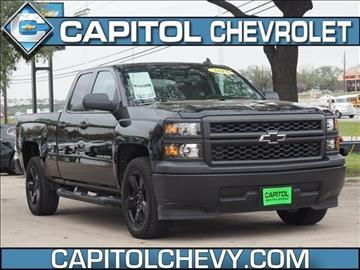 2015 Chevrolet Silverado 1500 for sale in Austin, TX