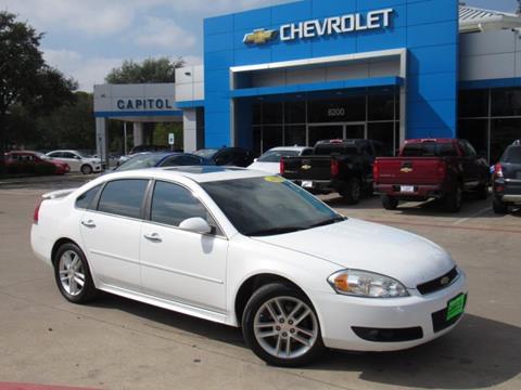 2013 Chevrolet Impala for sale in Austin, TX
