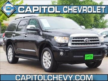 2015 Toyota Sequoia for sale in Austin, TX