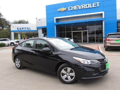 Chevrolet Cruze For Sale in Austin, TX - Carsforsale.com