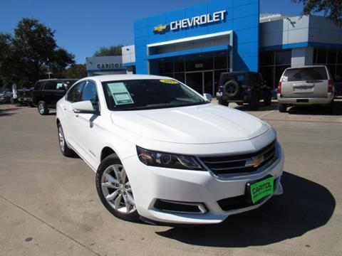 2017 Chevrolet Impala for sale in Austin, TX