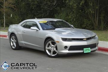 Chevrolet Camaro For Sale Austin Tx Carsforsale Com