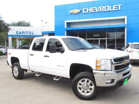 2014 Chevrolet Silverado 2500HD for sale in Austin, TX