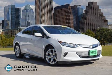 2017 Chevrolet Volt for sale in Austin, TX