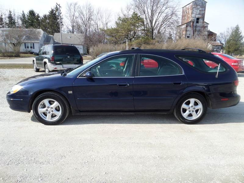 2002 ford taurus se premium 4dr wagon in boody il carl 39 s. Black Bedroom Furniture Sets. Home Design Ideas