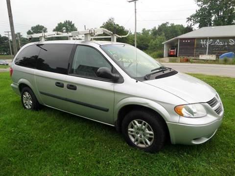 2007 Dodge Grand Caravan for sale in Boody, IL