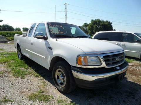 2002 Ford F-150 for sale in Boody, IL