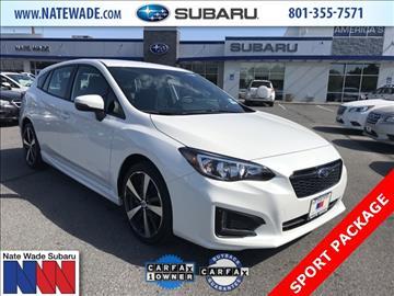 2017 Subaru Impreza for sale in Salt Lake City, UT