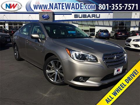 2016 Subaru Legacy for sale in Salt Lake City, UT